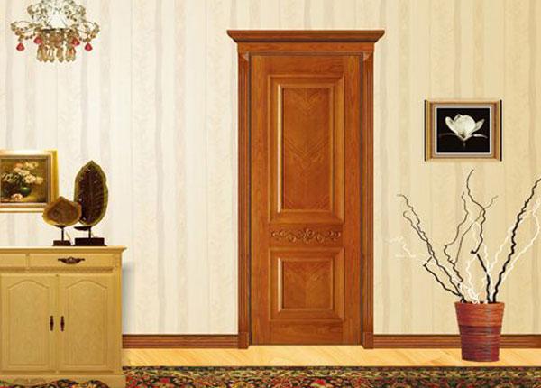 卧室实木门展示