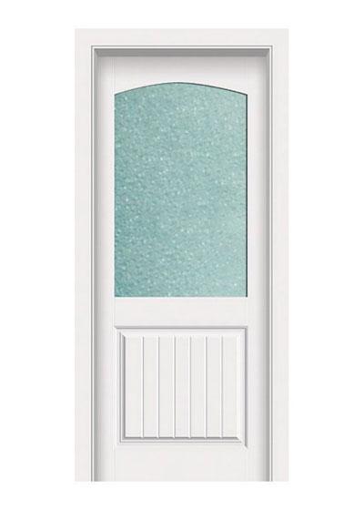 室内厨卫实木套装玻璃门