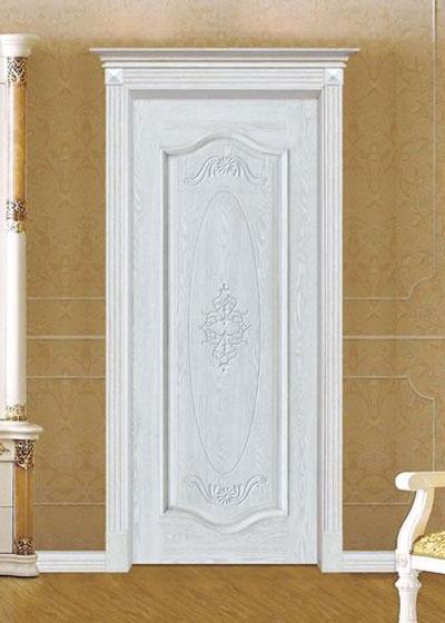 实木定制卧室门烤漆门
