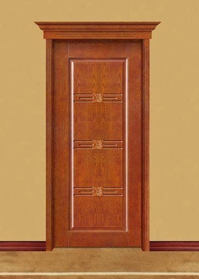 室内套装实木门