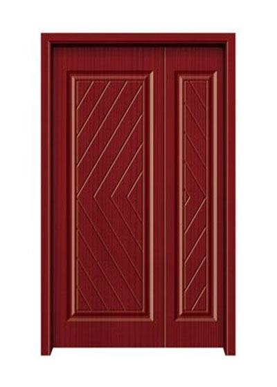 实木子母套装门