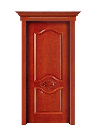 烤漆复合实木套装门