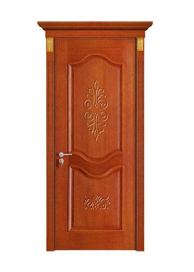 美式烤漆复合实木门