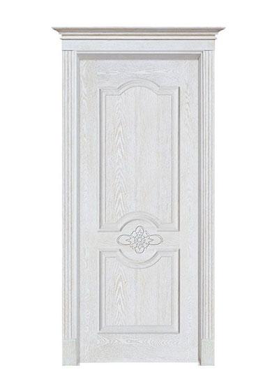 卧室开防漆实木门