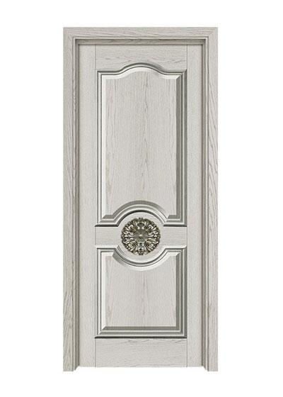 欧美烤漆卧室实木套装门