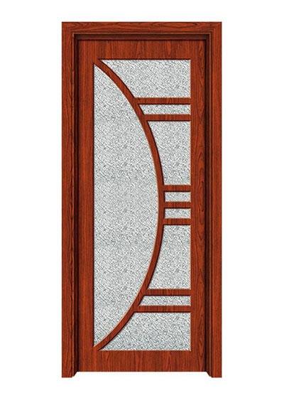 厨卫复合实木套装玻璃门