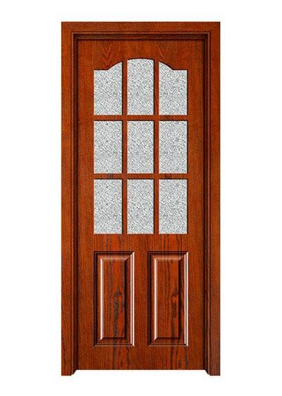 厨卫实木玻璃门