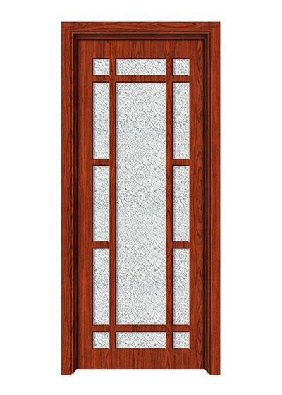 室内厨卫实木玻璃门