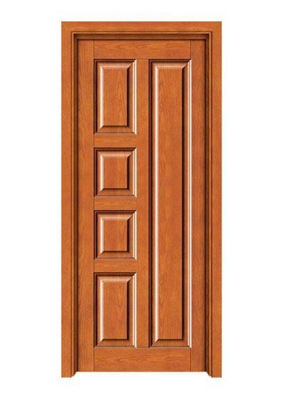 室内隔音实木房间门