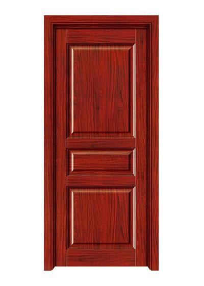 烤漆实木房间门
