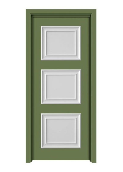 简约油漆实木门