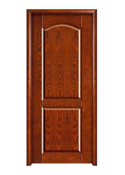 室内烤漆静音实木门