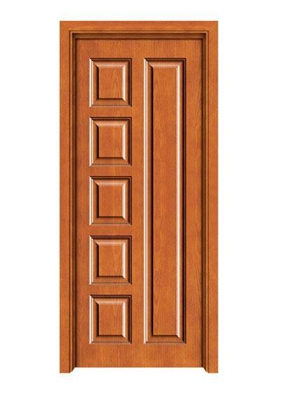 室内强化烤漆实木门