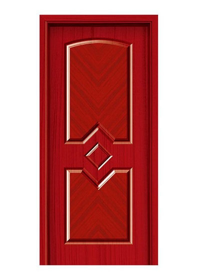 现代简约房间免漆门