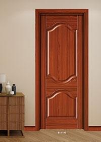 B-1143   室内烤漆实木门